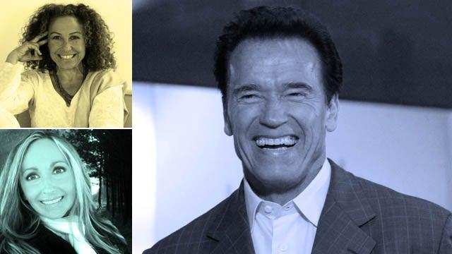 "Schwarzenegger Accusers Speak Out: ""Karma's A Bitch"""