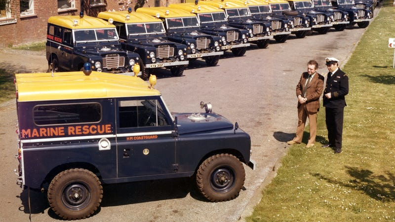 This Is Your Land Rover 65th Anniversary Mega Gallery