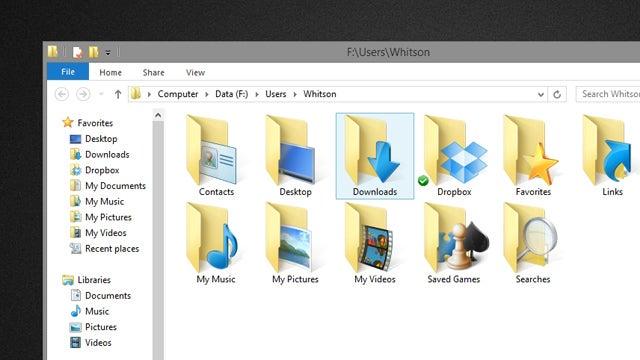 How to Change Windows Explorer's Starting Location