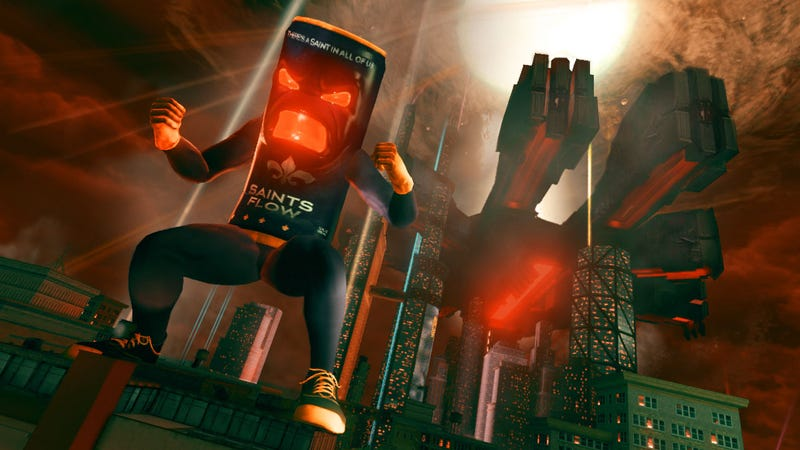Saints Row the Third's April Fool's Joke Gets Real with Enter the Dominatrix