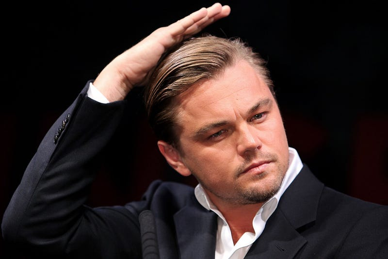 Leonardo DiCaprio Survives Doomed Flight With a Bunch of Drunk Russians