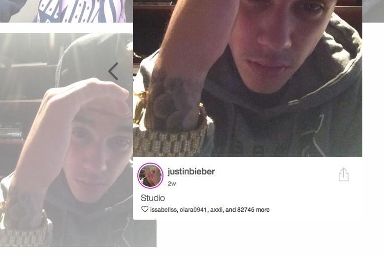 Bieber's Selfie App Is a Total Dud