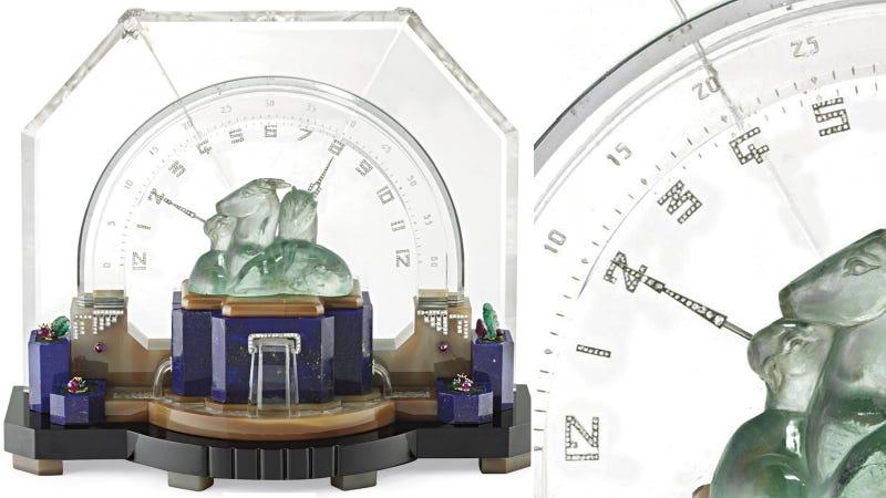 18 Amazing Art Deco Clocks From a Futuristic Past
