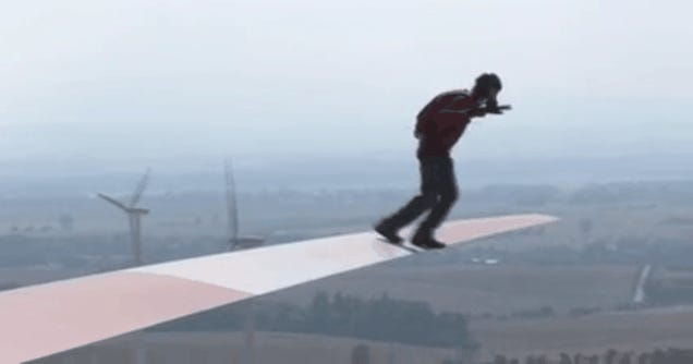 Watch 8 BASE Jumps From 8 Famous Buildings