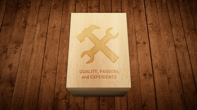 Craftsmanship: Doing What You Love and Doing It Right