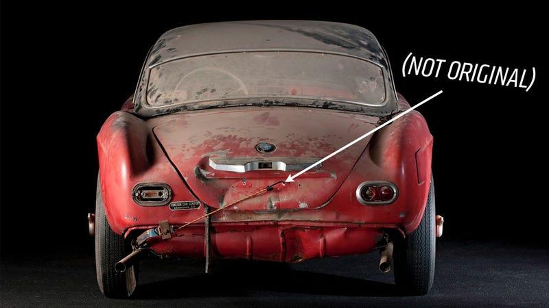 BMW Will Restore Elvis' 507