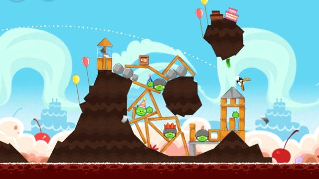Angry Birds Second Birthday Invites a New Bird to the Party