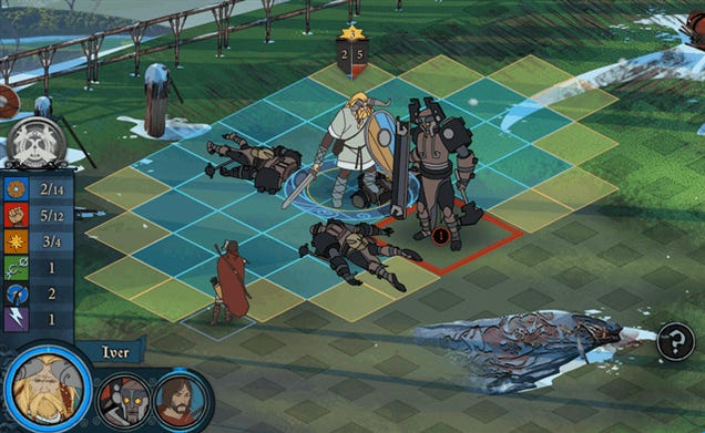 The Banner Saga Isn't Just A Pretty Face