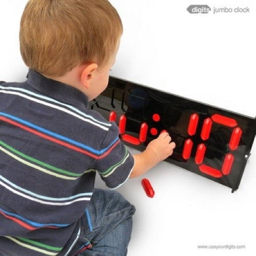 Learn How To Tell Time and Waste Money With a Manual Digital Clock