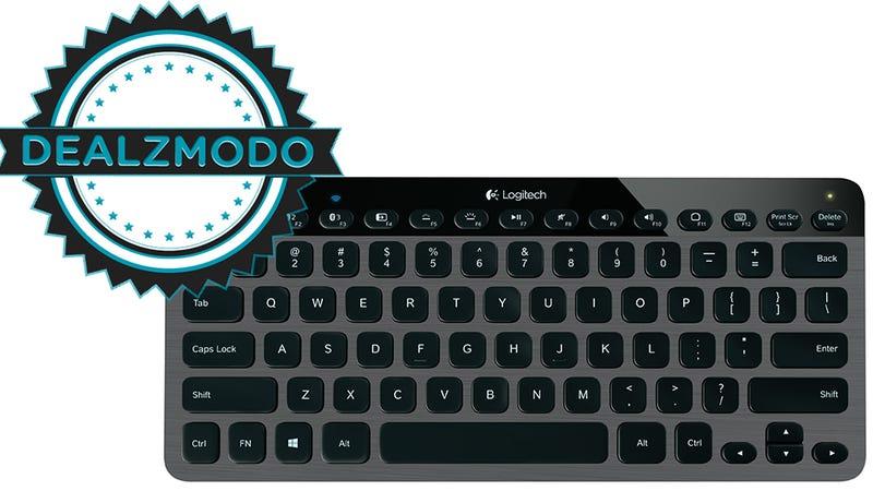 Deals: Logitech Bluetooth Keyboard, 1TB Portables Under $60