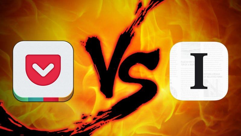Read It Later Showdown: Pocket vs. Instapaper