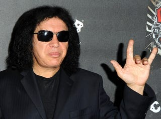 Gene Simmons Doesn't Understand the Internet
