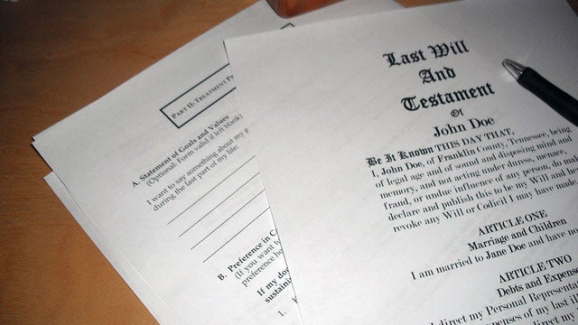 The Pros and Cons of DIY Wills
