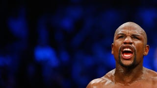 Floyd Mayweather Is A Coward