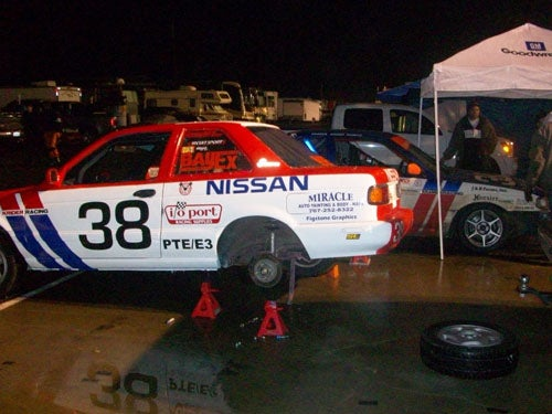 Nissan Team Diary At The 25 Hours Of Thunderhill