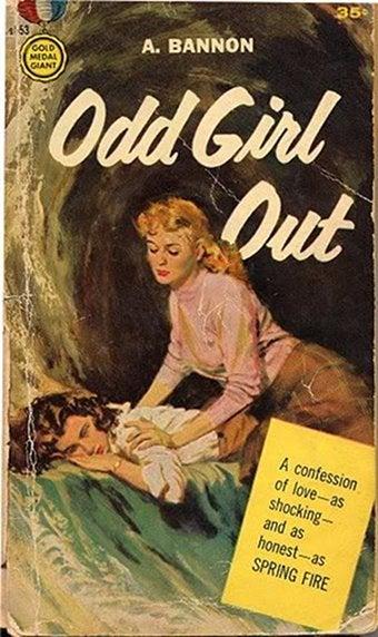 Sex. Sleaze. Trespass. The 50's Lesbian Pulp Revival