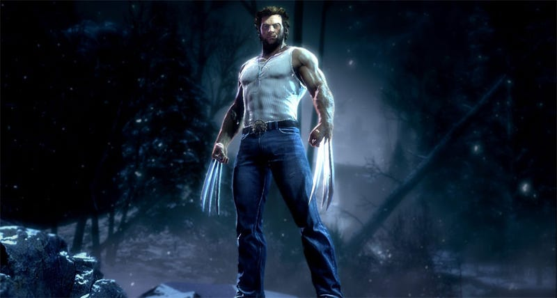 Wolverine Is Like God Of War, Only Simpler