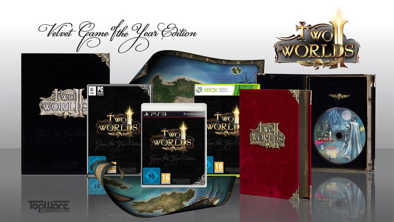 The Two Worlds II Game of the Year Edition is Beautiful — What is That, Velvet?