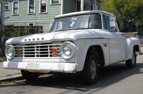Do Post-1955 Pickups Belong On DOTS?
