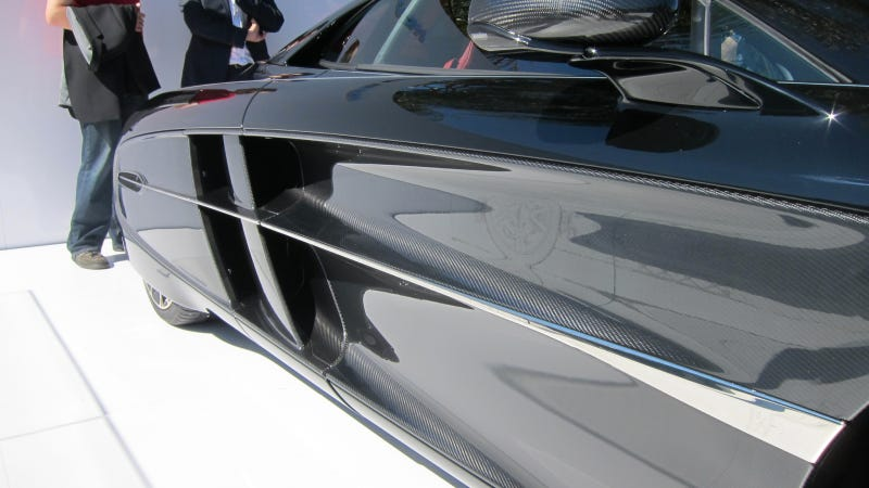 McLaren X1: Pure Car Porn