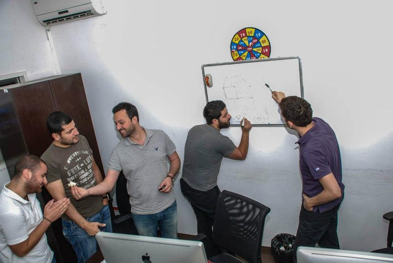 Oil, Bomb-Dodging and Nerds: Life As a Middle Eastern Game Developer