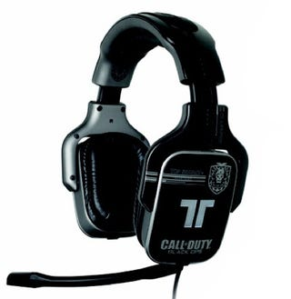 Mad Catz Tips Green Beret to Call of Duty: Spec Ops With Limited Edition Headsets