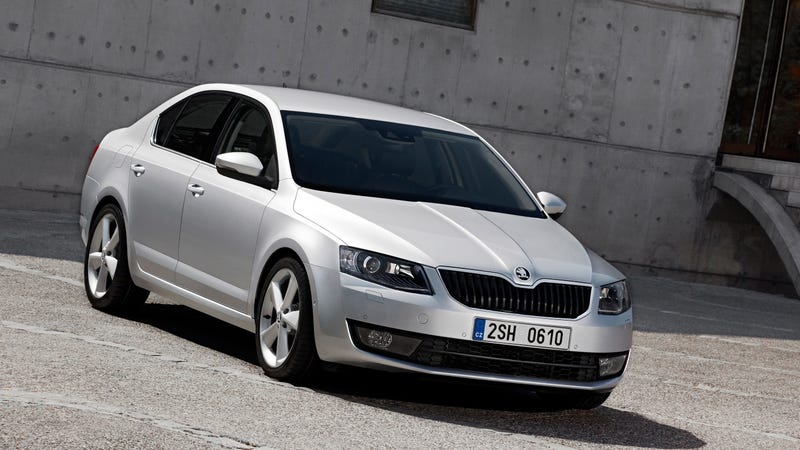 The New Škoda Octavia Is An Old Audi We Can't Buy