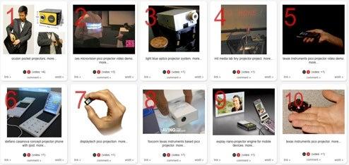18 Super Small Projectors