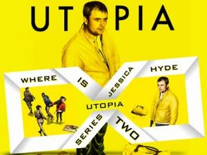 Utopia update: series 2 starts Mon 14th *and* Tues 15th of July