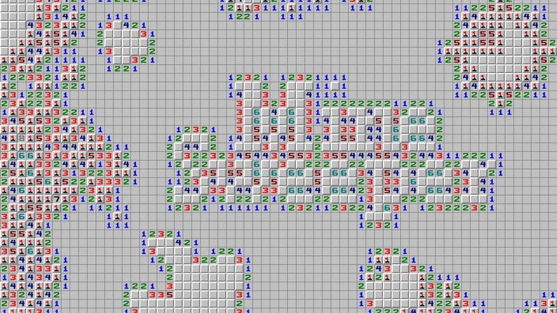 Wait, People Play Competitive Minesweeper?