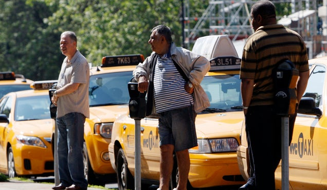 It Costs Over $1 Million For A Licensed NYC Taxi