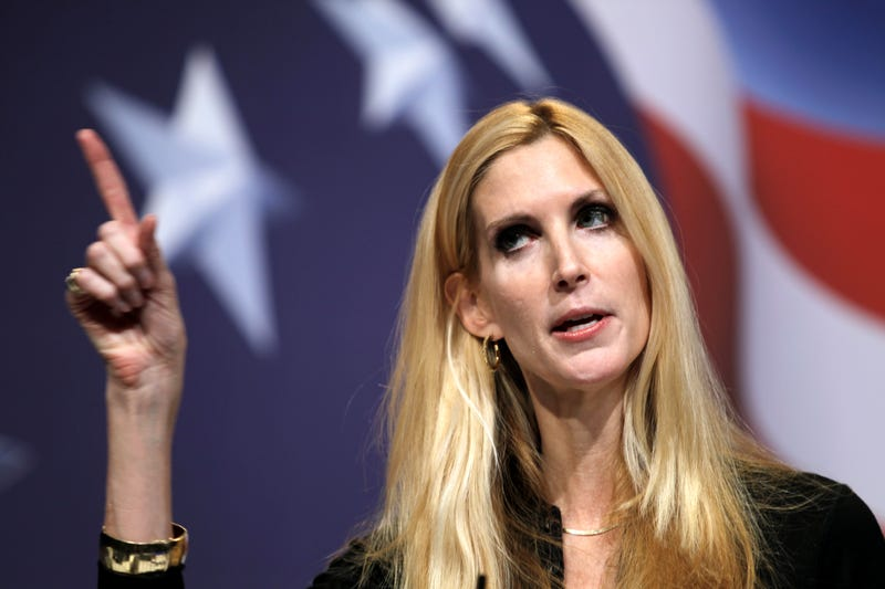Reminder: Ann Coulter Is a Troll