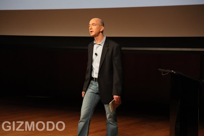 Amazon Kindle 2 Event: Liveblog Archive