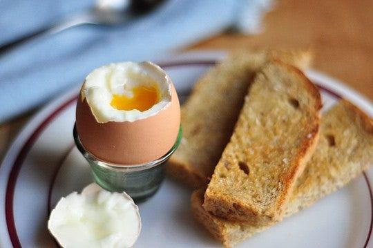 Soft-Boil a Perfect Egg