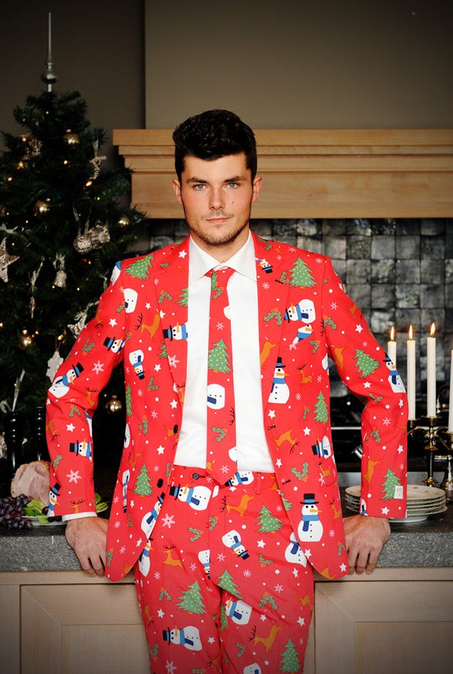 of ugly christmas suits inspired ugly christmas sweaters all the suits ...