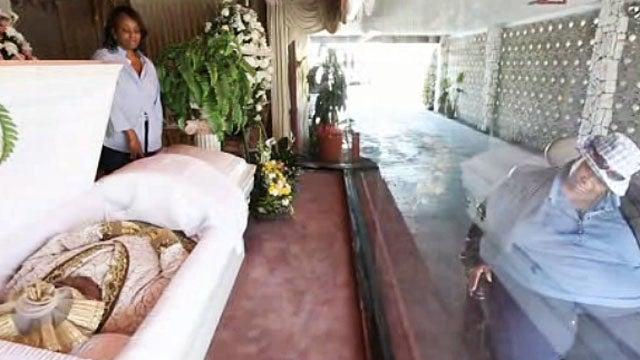 The Drive-Thru Funeral Home of Compton