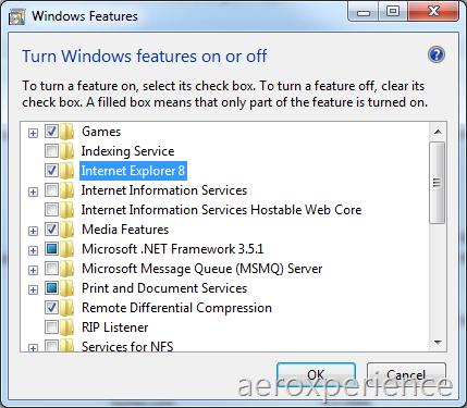 Windows 7 Lets You Finally Uninstall Internet Explorer (Kinda)