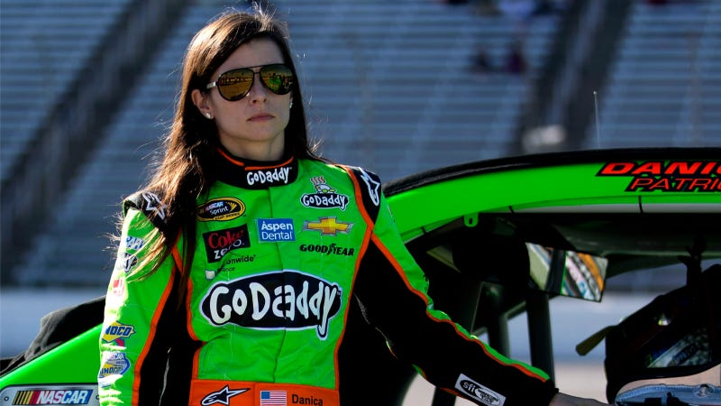 A Day In The Life Of Danica Patrick