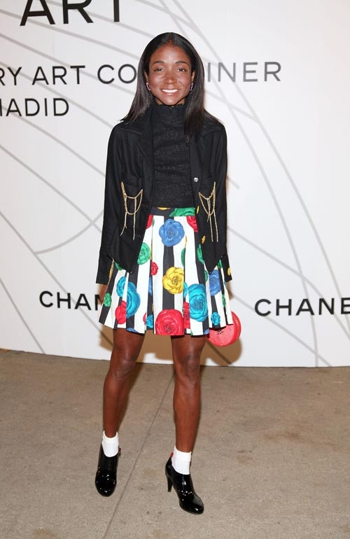 The Horror, The Horror! Shockingly Bad Clothes At Chanel's Central Park Opening