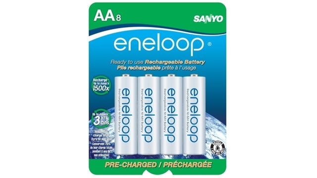 Save on Laundry Detergent, Eneloops, External Battery Packs [Deals]