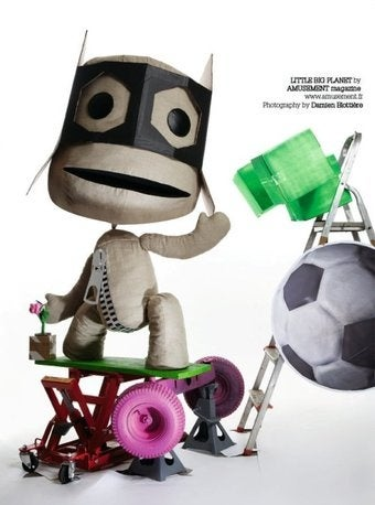 The Sackboys of AMUSEMENT