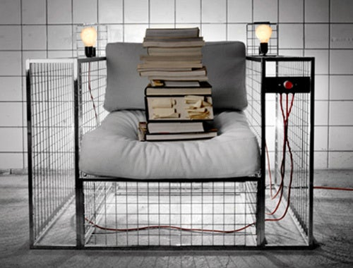 Electric (Reading) Chair