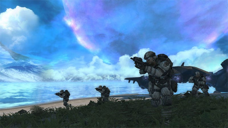 Halo: Anniversary's Kinect Support Involves Voice-Switching the Graphics