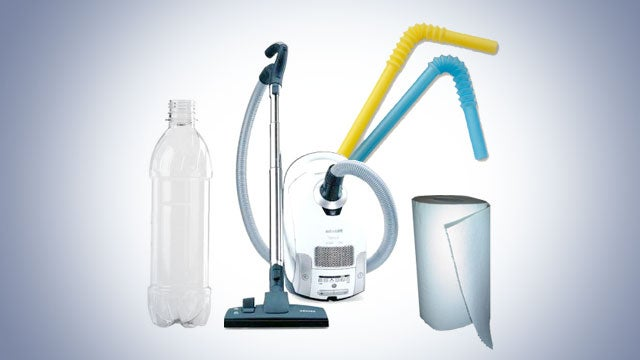 Turn Your Standard Vacuum into a Water Vac for $1