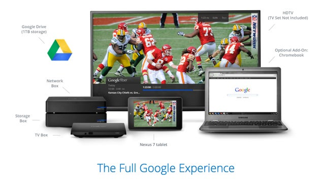 Google Fiber TV Is a Super-Powered DVR for Crazy-Fast Internet Users