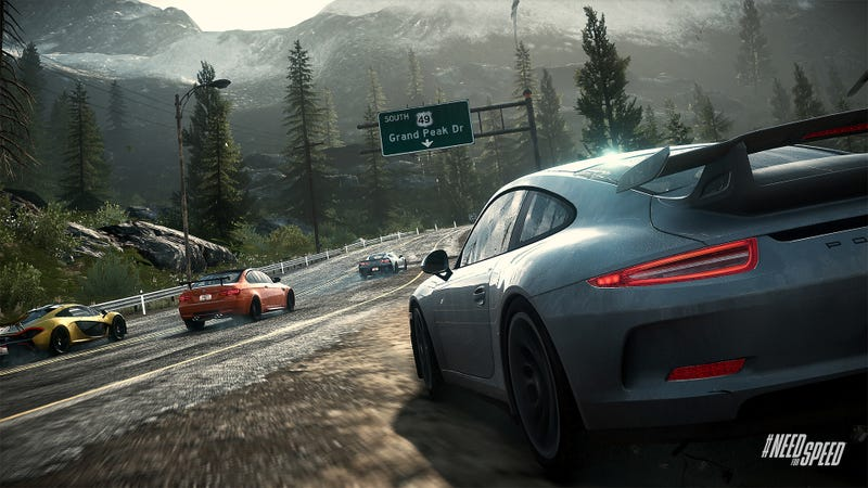 Need for Speed Rivals Looks Amazing Whether You Play It on PC or PS4