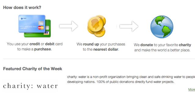SwipeGood Donates Your Loose Change to Charity