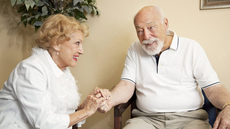 Nursing Homes Aren't Letting Old People Have Enough Sex