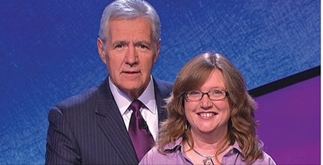 This Woman Is Absolutely Crushing It on Jeopardy Right Now