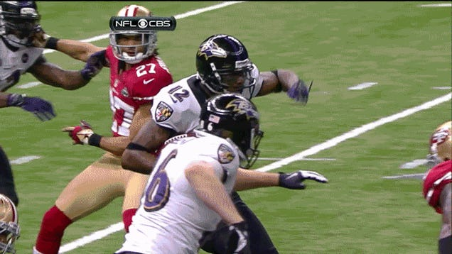 This Is More Or Less What Happened To The Ravens In The Third Quarter